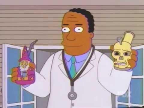 Homer Simpson Loves Weed