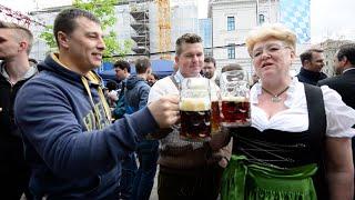 Где попить  БЕСПЛАТНО ПИВО в Германии?(На нашем канале мы подробно рассказываем о немецком автомобильном рынке. Осмотры, тест-драйвы, покупка..., 2015-04-26T00:45:16.000Z)