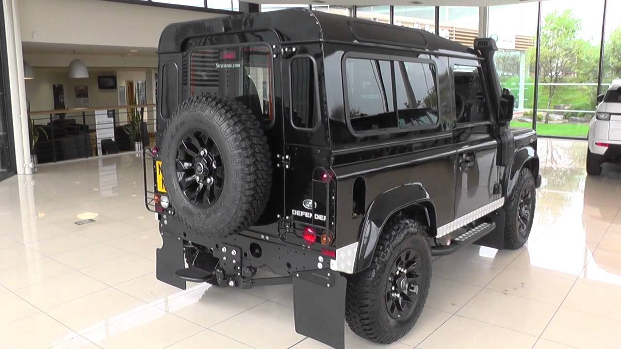 Land Rover Defender 90 Swb Diesel 2015my Td4 Xs Station