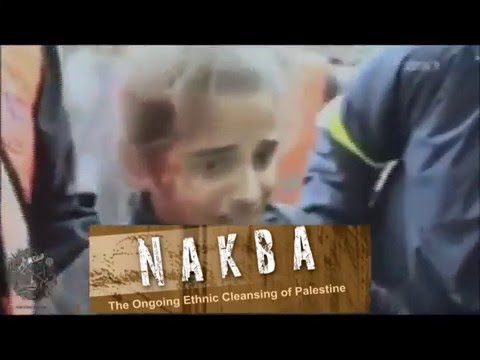 thecrowhouse -- Nakba - Born Without Hate -- Damien Dempsey