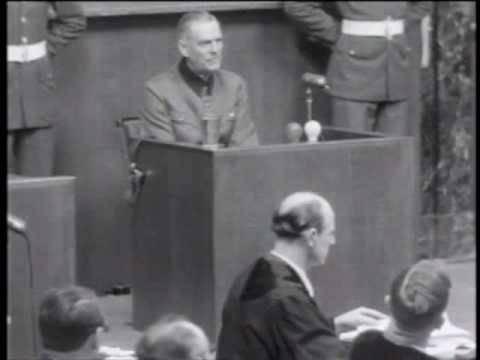 Nuremberg Days 98-101 Keitel