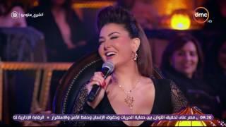 شيري ستوديو - الكوميديان الكبير / سمير غانم يغازل النجمة / غادة عبد الرازق