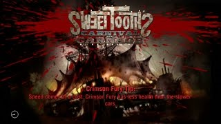 Twisted Metal PS3 Final Boss: Sweet Tooth's Carnival of Carnage