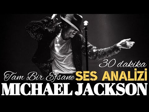 Michael Jackson Ses Analizi / (Detaylı Analiz & MJTürkiye Fan İle) Mp3