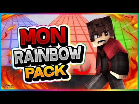 MON PACK RUSH ! ►Django Le Dozo Rainbow ! [NO LAG] +100 FPS sur FUNCRAFT ( 70 Likes !!? )