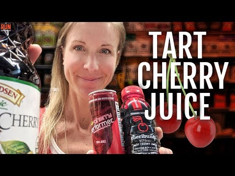 Tart Cherry Juice | How It Affects Your Training And Performance