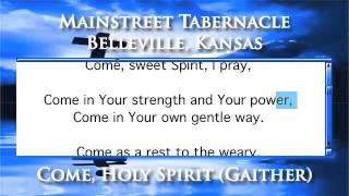 free mp3 songs download - Come holy spirit i need you heritage