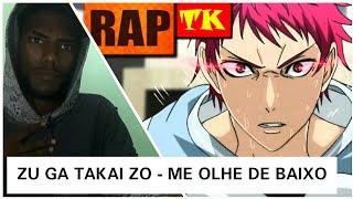 [REACT] Rap do Akashi Seijuro // Ajoelhe Diante o Imperador // TK RAPS ( TK RAPS )