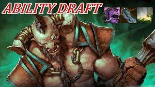 Dota 2 Best Hero + Good Draft = Ownage (Ability Draft Gameplay)