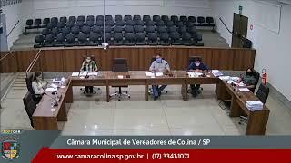 Câmara Municipal de Colina - 3ª Sessão Extraordinária 11/05/2020