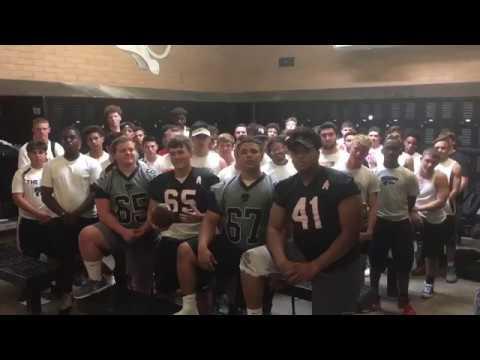 Mt View High School Football Video 2017