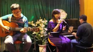 MỘT THOÁNG HƯƠNG TÌNH - Phương Thảo - Nghiêm Hoa Trà (Guitar Xuân Thủy - Piano Minh Hoàn)