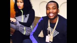 Meek Mill Ft. Nicki Minaj & Chris Brown - All Eyes On You slowed