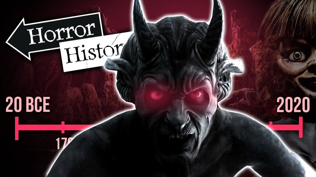 Download The Conjuring: The History of Malthus (The Annabelle Demon) | Horror History