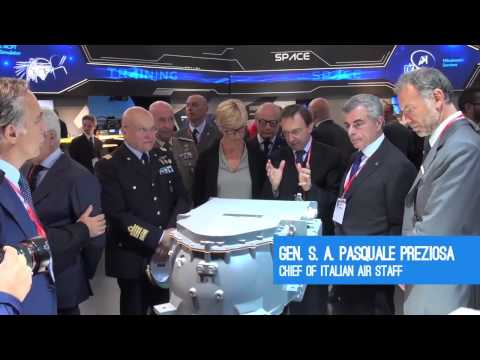 Finmeccanica at FIA 2014 - Day 2 Highlights