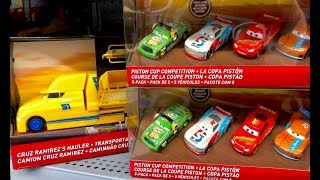 Toy Hunting Disney Cars 3 Toys Paul Conrev 5 Pack - Murphy & Frank 2018 Disney Cars