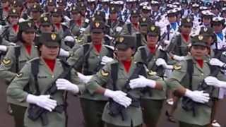 Indonesian women ARMY