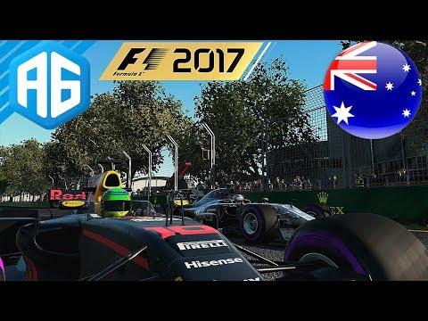 F1 2017 #61 GP DA AUSTRÁLIA - O INÍCIO DA QUARTA TEMPORADA (Português-BR)