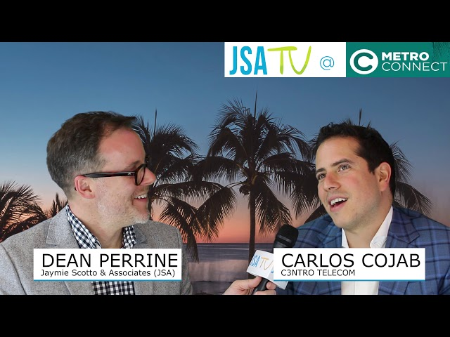"Metro Connect 2019: C3NTRO TELECOM Discusses ""Everything-as-a-Service"" with JSA TV"