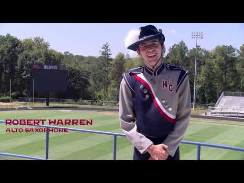 Haralson County High School Band - Senior Video 2019-2020