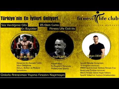 Fitness Life Club Kayseri (sağlıklı yaşam ve spor merkezi)