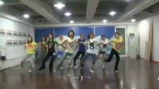 090608 SNSD Practice Genie dance