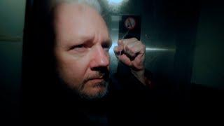 Wikileaks founder Julian Assange has been awarded a major prize, despite being behind bars in London's Belmarsh prison.