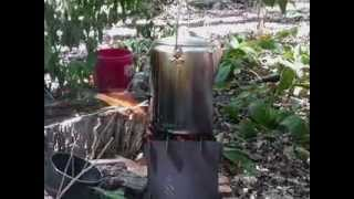 Review Pack 1 Bushcraft Box Wood Stove