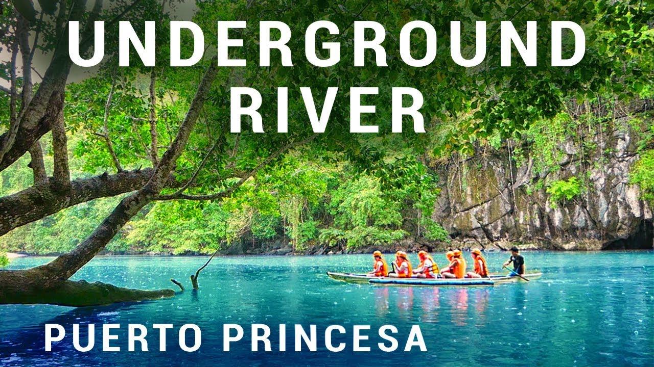 ЧУДО СВЕТА / Самая Длинная в Мире ПОДЗЕМНАЯ Река / Underground River - Puerto Princesa / #3