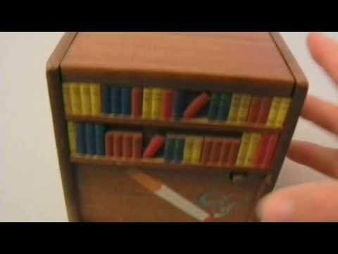 Get Stuff Sold - Dog Cigarette Dispenser Music Box