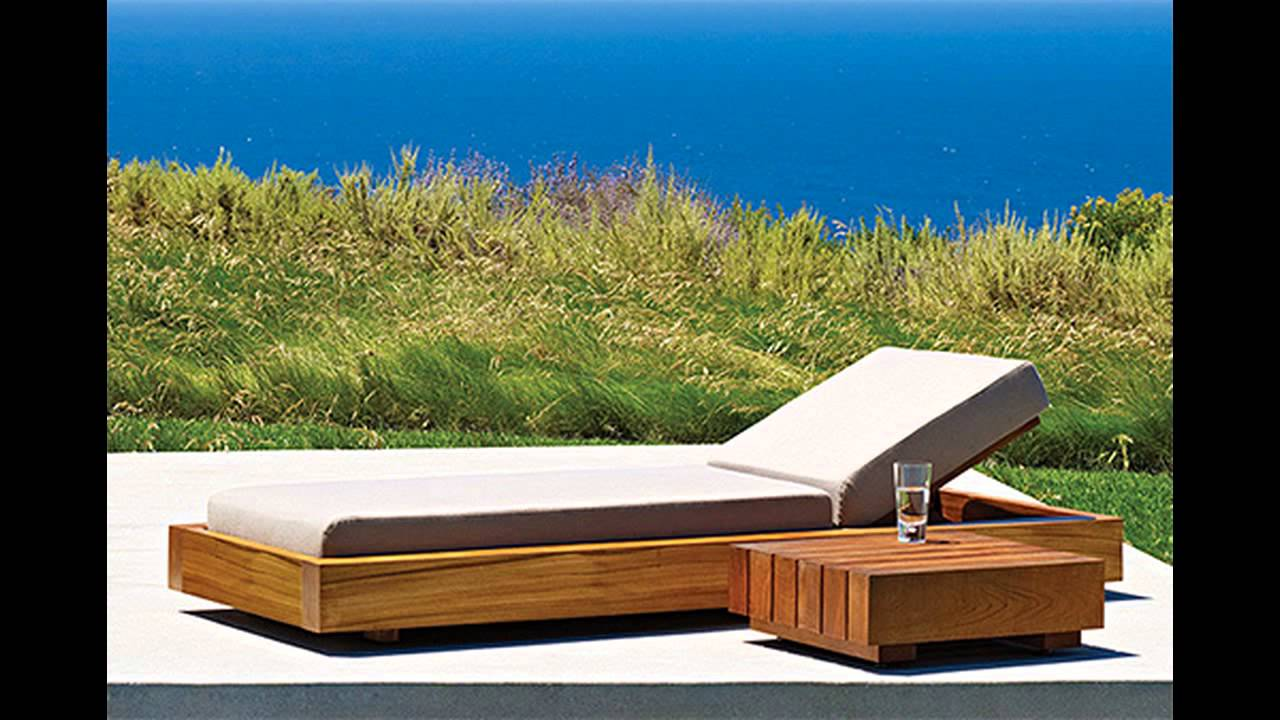 modern wood patio furniture. Modern Wood Outdoor Furniture Patio P