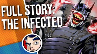 Batman Who Laughs Joker Infection - Full Story | Comicstorian