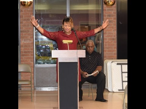 Pastor Marie Nutall - New Jerusalem Baptist Church, Bryan, TX