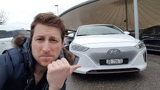 Hyundai Ioniq Electric - Test Drive - Review 2018  - Amazing Experience ✅
