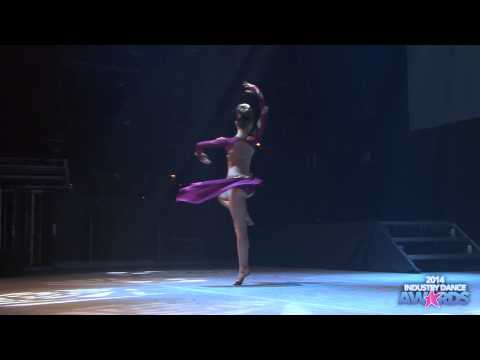 Sophia Lucia Performs at Industry Dance Awards