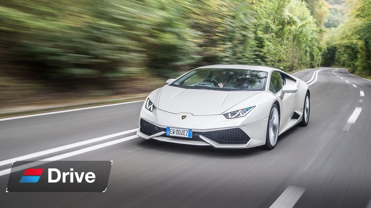 Lamborghini Huracan Road Trip Youtube