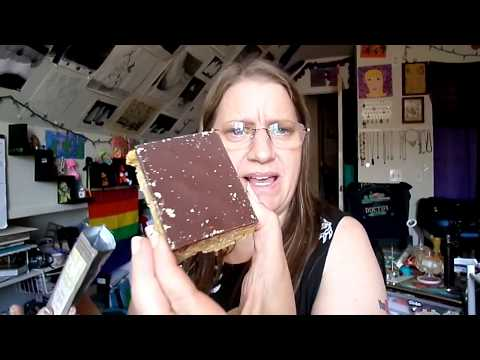 Korova Organik Chocolate Peanut Butter Bar