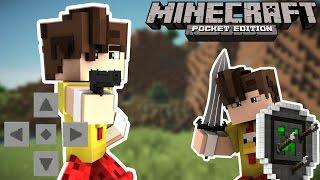 Minecraft PE 0.14.0 SİLAH MODU | Minecraft PE GUN MOD - MCPE 0.14.0