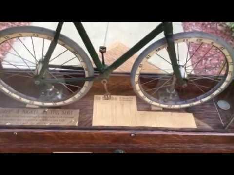 Unrestored survivor: Sun two wheel bicycle trade stimulator