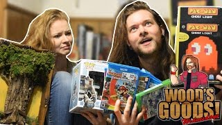 STUPIDLY CHEAP WII U GAMES! + Fan Mail, Awesome Pick Ups | Wood's Goods!