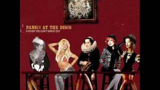 Panic at the disco- Camisado with Lyrics