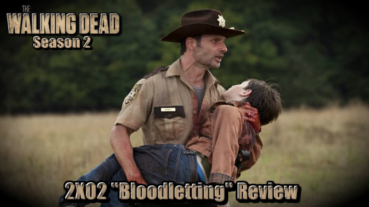 The walking dead 2x02 online dating 9