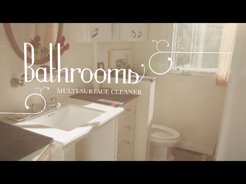How to Clean Your Bathroom with Borax