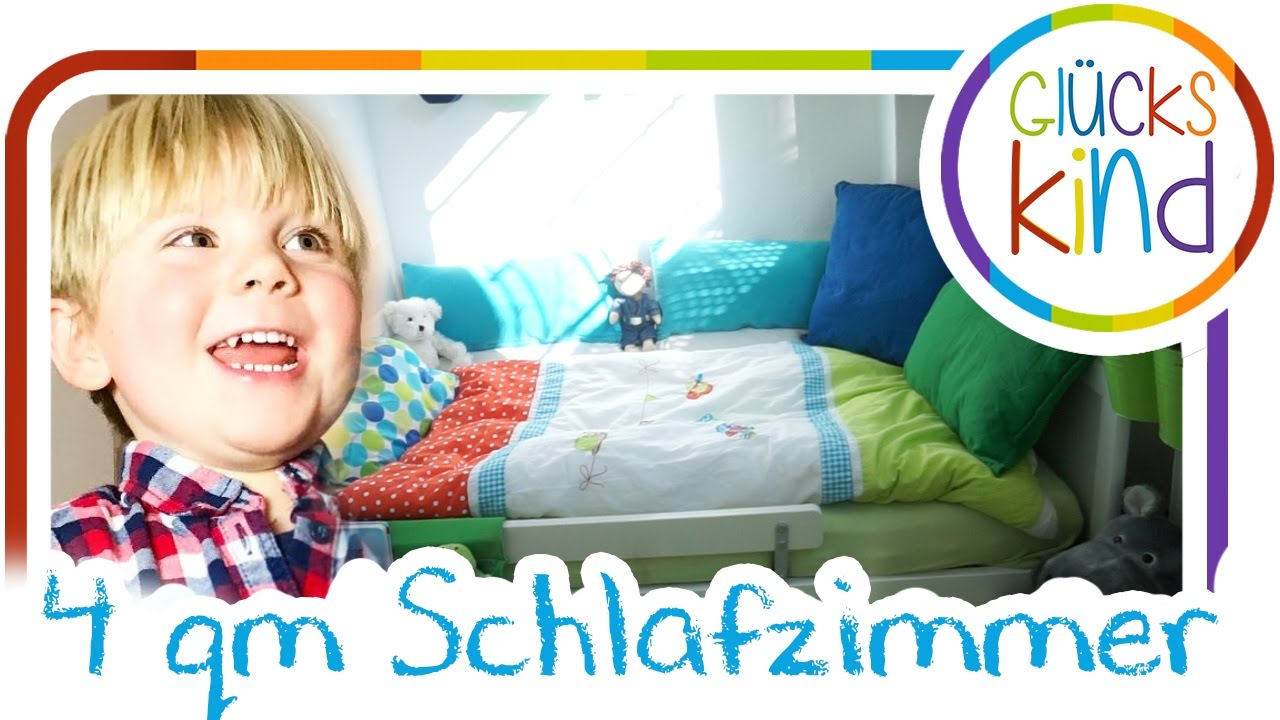 Kinderschlafzimmer ist nur 4qm groß! Johans Kinderschlafzimmer ...