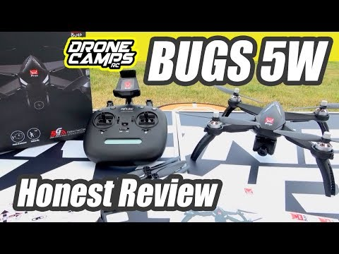mjx-bugs-5w-gps-fpv-1080p-brushless-drone---honest-review-&-flights