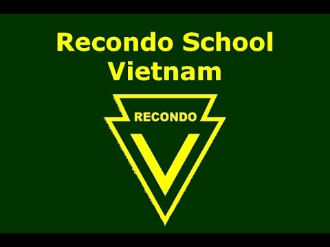 Recondo School - Vietnam