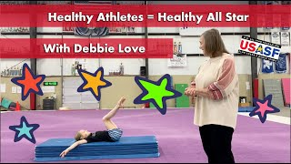 Healthy Athletes = Healthy All Star with Debbie Love