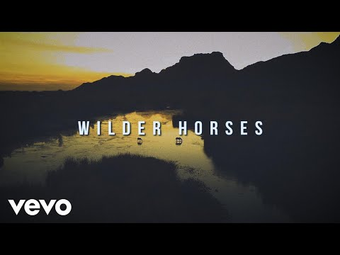 Brandon Lay - Wilder Horses (Lyric Video)
