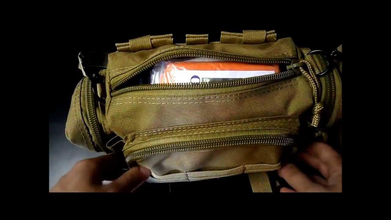 3 Day Survival Kit Under $35 at Walmart B.O.B Bug Out Bag  Doovi