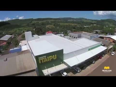 Supermercado Cooper Itaipu, Serra Alta-SC